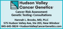 Hannah Brooks HV Cancer Genetics